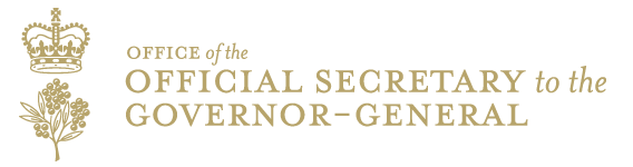 Office of the Official Secretary to the Governor-General Logo