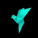 Origami Graphics Bird