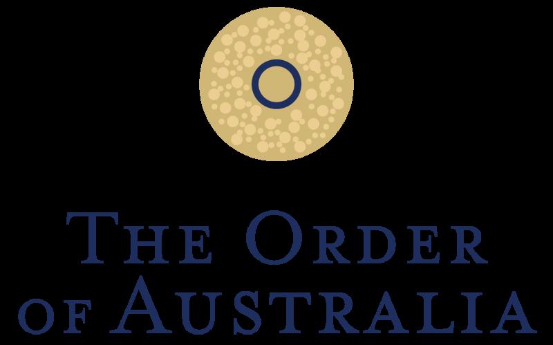 Order of Australia Logo